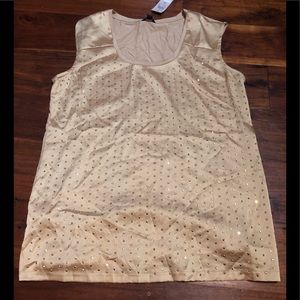 NEW WITH TAGS Women's Ann Taylor Top Size Medium